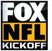 FOX NFL KICKOFF Logo