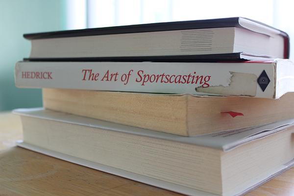sportscasting-books