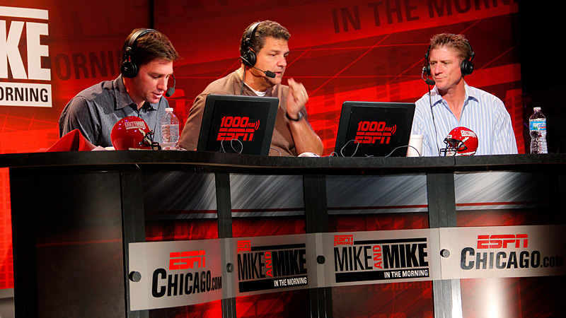 Masteller cites Mike and Mike as a show that excels at providing smart content.