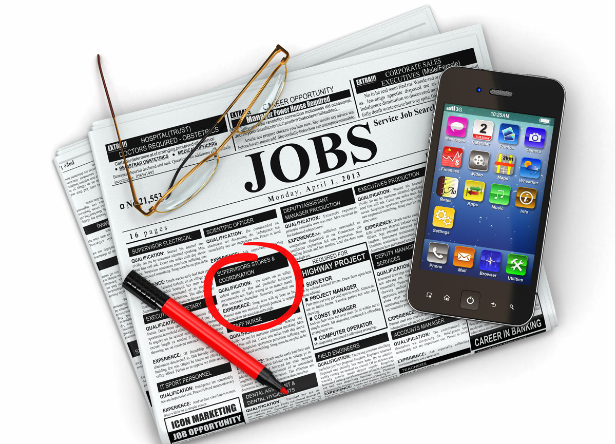 Four-step plan for losing your job