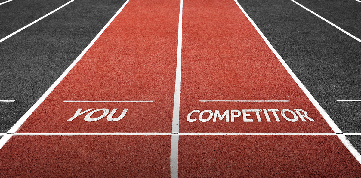 beat your sportscasting competition
